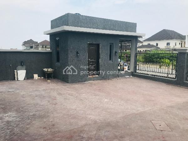 Contemporary Five Bedroom Detached House with Bq, Pinnock Beach Estate, Osapa, Lekki, Lagos, Detached Duplex for Sale