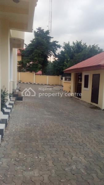 Well Finished 7 Bedroom Detached Duplex with 1 Room Guest House 2 Room Boys Qouter Large Compound Space, Off Aminu Kano Crescent, Wuse 2, Abuja, Detached Duplex for Rent