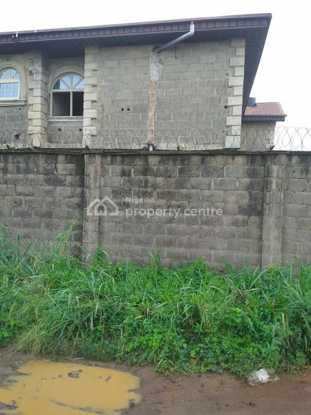 Uncompleted 5 Bedroom Duplex on 2 Plot, Ijede, Lagos, Detached Bungalow for Sale