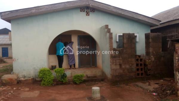 2 Bedroom Bungalow on Piece of Land, Ijede, Lagos, Flat for Sale