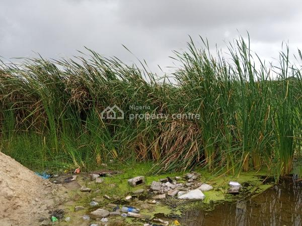 667sqm in a Developed Area  with Governors Consent, Survey Just Behind The Elevation Church, Ikate, Ilasan, Behind The Elevation Church, Ilasan, Lekki, Lagos, Residential Land for Sale