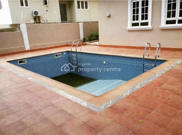 Luxury 6 Bedroom Duplex Mansion, Maitama District, Abuja, Detached Duplex for Sale