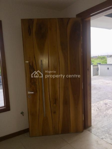Nicely Finished 4 Bedroom Fully Detached Duplex with 1 Bq in a Lovely Estate, 24hrs Electricity, Royal Garden Estate, Ajiwe, Ajah, Lagos, Detached Duplex for Sale