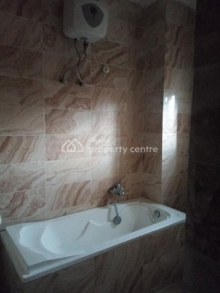 Clean 2 Bedroom Flat, Beside Shema Fuel Station, Kado, Abuja, Flat for Rent
