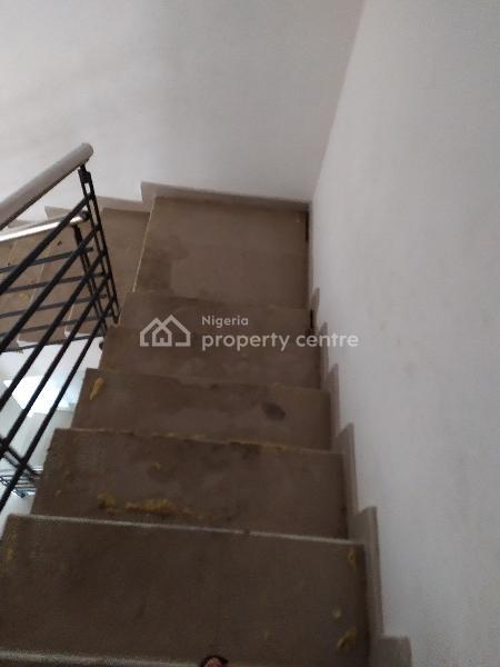 4 Bedrooms Terrace Serviced Duplex with a Bq, Ikate Elegushi, Lekki, Lagos, Terraced Duplex for Rent
