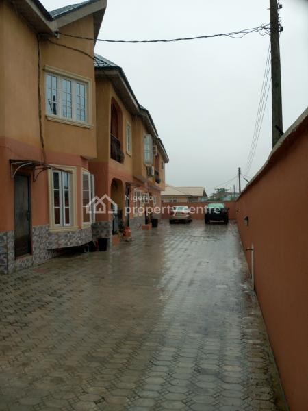 2 Bedroom Flat Very Specious on Interlock Road with Prepaid Meter, Royal Palmwill Estate, Badore, Ajah, Lagos, Flat for Rent