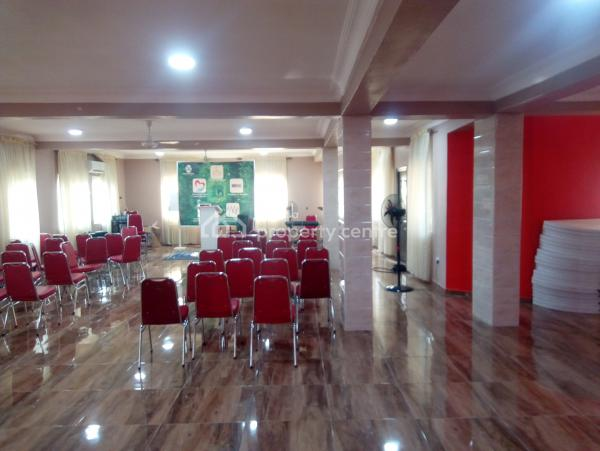 Event Centre (hall)., Katampe (main), Katampe, Abuja, Conference / Meeting / Training Room for Rent