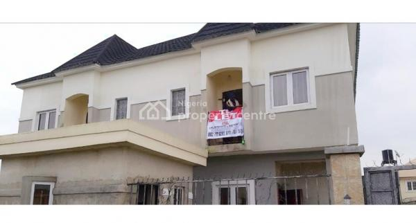 Newly Built Duplex, Abu Balogun Street, Off Bakery Bus/top, Badore, Ajah, Lagos, Detached Duplex for Rent