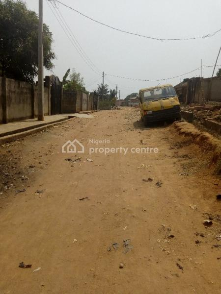 Half Plot of Land at Command, Off Abule Egba Command Road, Abule Egba, Agege, Lagos, Residential Land for Sale