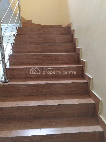 4 Bedrooms Terraced Duplex with a Bq(serviced), Ikate Elegushi, Lekki, Lagos, Terraced Duplex for Rent