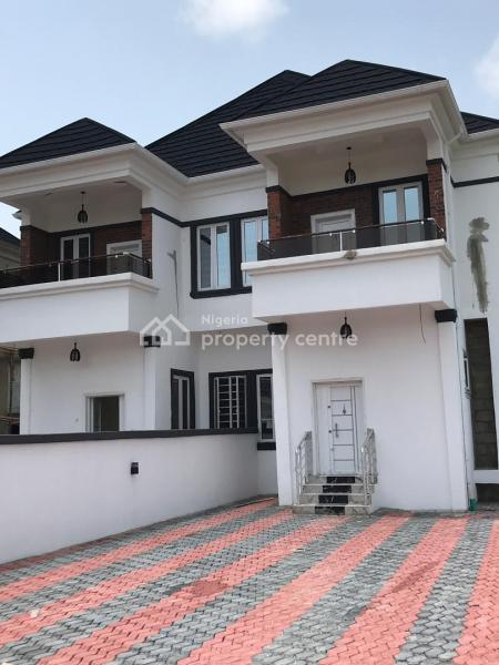 Nicely Finished 4 Bedroom Semi Detached Duplex with a Room Bq, Thomas Estate, Ajah, Lagos, Semi-detached Duplex for Sale