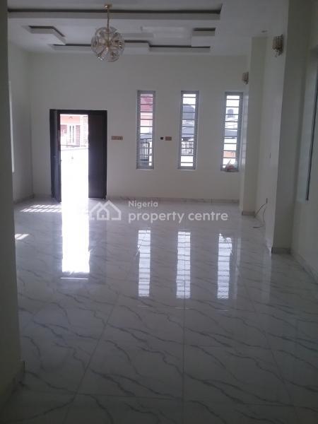 Tastefully Finished 4 Bedroom Semi Detached Duplex with a Room Bq, Thomas Estate, Ajah, Lagos, Semi-detached Duplex for Sale