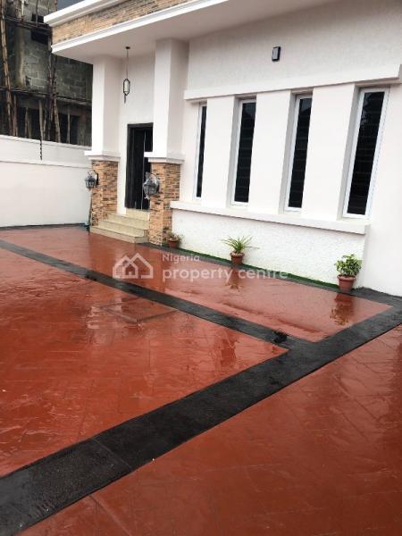 Luxury Detached Duplex 5 Bedroom at Chevron, Chevron, Osapa, Lekki, Lagos, Detached Duplex for Sale