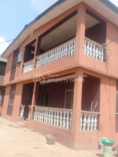 Receipt and Survey, Oni Street Ajuwon Iju Ishaga Road., Ijaiye, Lagos, Block of Flats for Sale