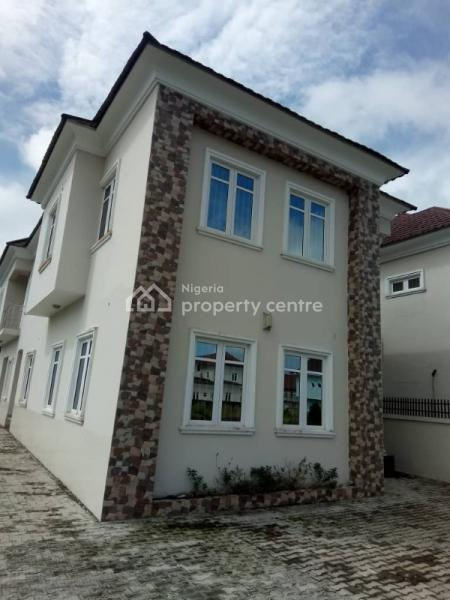 Brand New 4 Bedroom Fully Detached Duplex with a Bq and Enough Parking Space, Peace Garden Estate, Sangotedo, Ajah, Lagos, Detached Duplex for Rent