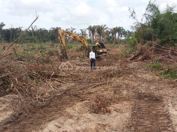 Cheap Acres of Land at Eleranigbe Garden City, Off Proposed 4th Mainland Bridge, Eleranigbe, Ibeju Lekki, Lagos, Mixed-use Land for Sale