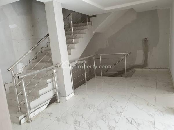 Luxury Serviced 3 Bedroom Terraced House with a Room Bq at Ikate, Ikate, Lekki, Lagos, Terraced Duplex for Sale