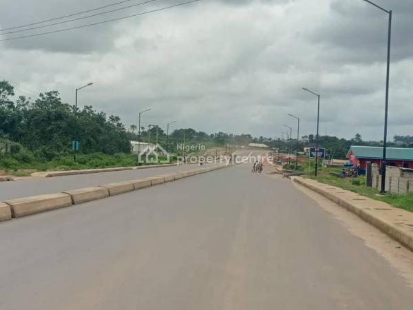 a Dream Location Packed with Potential, Commercial Plots Directly Facing The Expressway at Epe, Bank Estate, Epe, Lagos, Commercial Land for Sale