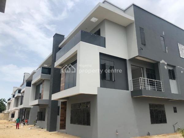 3 Bedroom Serviced Terraces, Oniru, Victoria Island (vi), Lagos, Terraced Duplex for Sale