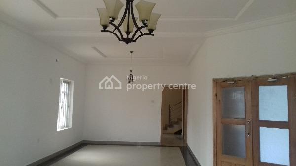 4 Bedroom Detached Duplex with Bq, Lekki Expressway, Lekki, Lagos, House for Rent