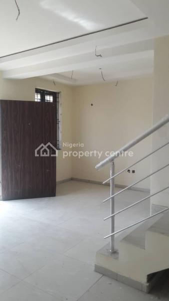 Spacious, Private & Quality Modern Home, Lafiaji, Lekki, Lagos, Terraced Duplex for Sale