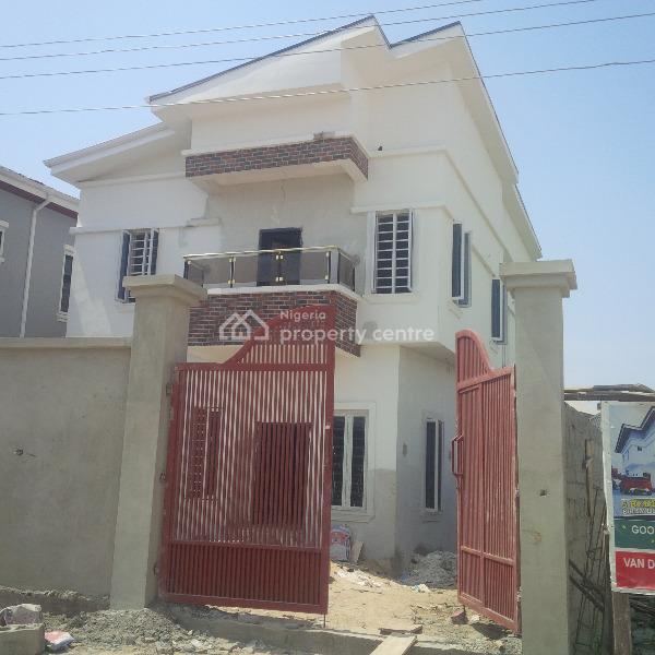 Tastefully Finished Property, Lafiaji, Lekki, Lagos, Detached Duplex for Rent