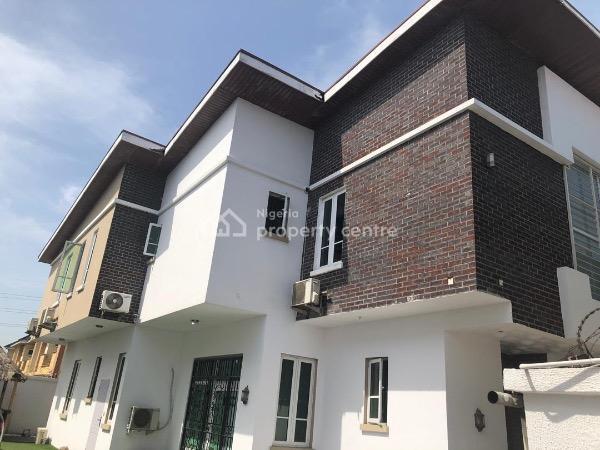 5 Bedroom Duplex, Off Admiralty Way, Lekki Phase 1, Lekki, Lagos, Semi-detached Bungalow for Sale