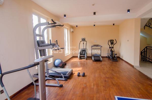 Lovely and Luxury Spacious 3 Bedroom Terraces Maisonettes, Adaba Mews Estate, Jibowu, Yaba, Lagos, Flat for Rent