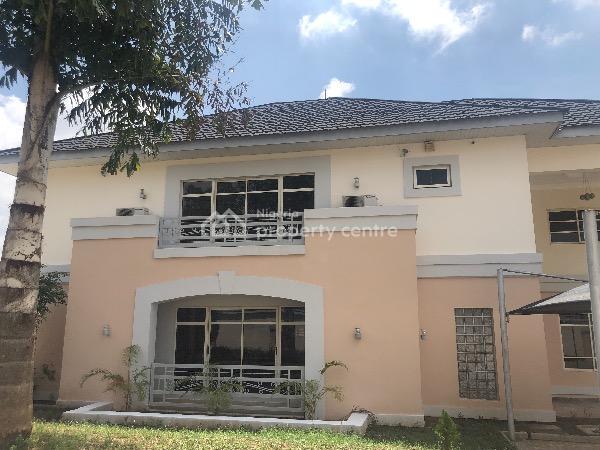 Luxury 5 Bedroom Detached Mansion, Maitama District, Abuja, Detached Duplex for Rent