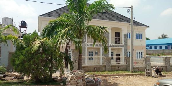 a Brand New 4 Bedroom Semi Detached Duplex with Bq at Gwarimpa Abuja., Seren B-close, 5th Avenue, Gwarinpa Abuja, Gwarinpa, Abuja, Semi-detached Duplex for Sale
