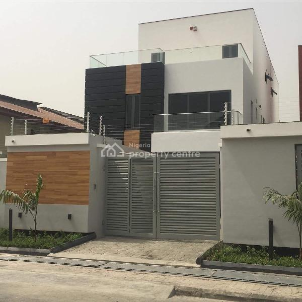 Brand New 5 Bedroom Duplex, Off Admiralty Road, Lekki Phase 1, Lekki, Lagos, Semi-detached Bungalow for Sale
