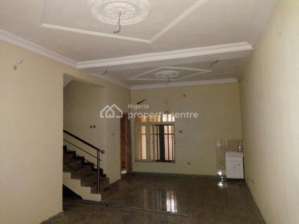 a Luxury Brand New 3 Bedroom Terrace Apartments, Silverpoint Estate, Badore, Ajah, Lagos, Terraced Duplex for Rent