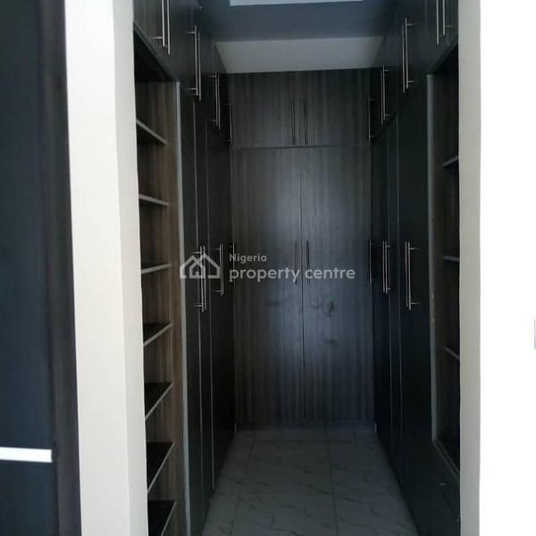 Brand New 4 Bedroom Detached Duplex with Bq, Chevy View Estate, Lekki, Lagos, Detached Duplex for Rent