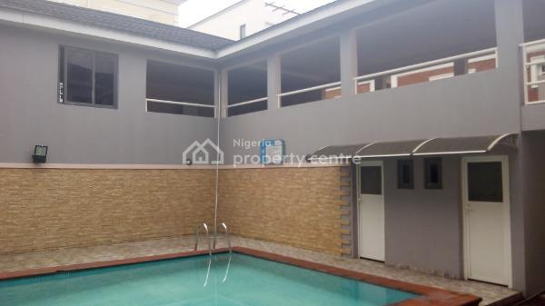 Beautifully Finished 3 Bedroom Flat with a Room Bq, Swimming Pool and Gym, Lekki Right, Oniru, Victoria Island (vi), Lagos, Flat for Rent