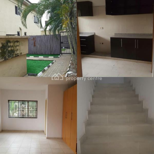 One Unit of 3 Bedroom Terrace Duplex House, Lekki Phase 1, Off Fola Oshibo Lekki Phase 1, Lekki, Lagos, Terraced Duplex for Sale