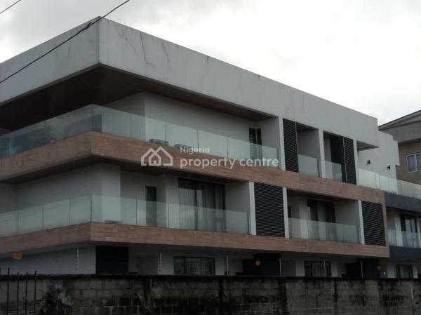 Luxury Executive Brand New 3 Bedroom, Ikate Elegushi, Lekki, Lagos, Terraced Duplex for Sale