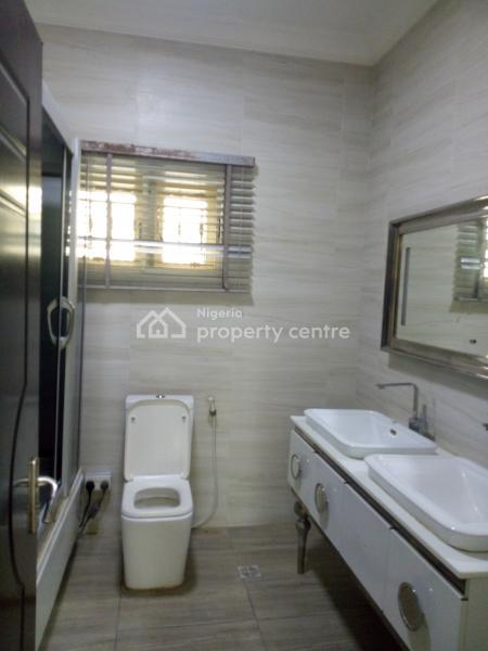 Standard 4 Bedroom with 2 Room Bq, Atlantic View Estate Off New Road, Igbo Efon, Lekki, Lagos, Detached Duplex for Rent