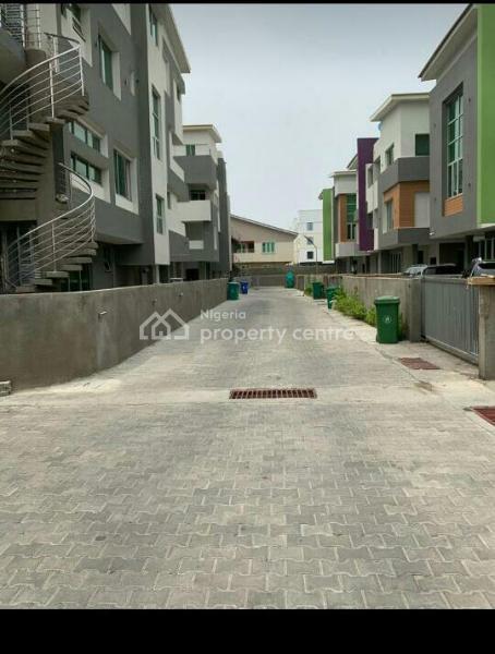 Brand New 4 Bedroom Maisonette Apartment, Richmond Estate, Ikate Elegushi, Lekki, Lagos, Terraced Duplex for Rent