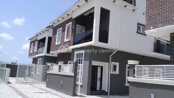 Brand New 5 Bedroom Semi Detached Duplex, Ikate Elegushi, Lekki, Lagos, Semi-detached Duplex for Rent