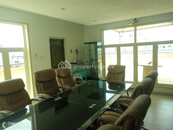 4 Bedroom Pent House with a Service Quarters (residential Or Commercial Use), Oniru, Victoria Island (vi), Lagos, Flat for Rent