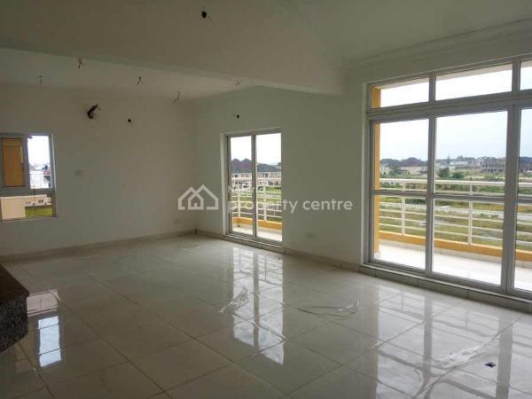 3 Bedrooms Flat, Chevron Area, Vgc, Lekki, Lagos, Flat for Rent