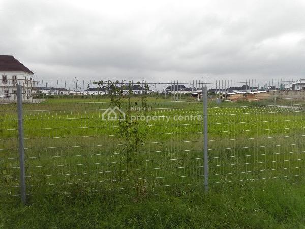 1 Hectare of Executive Land, Orchid Road,chevron,lekki, Lafiaji, Lekki, Lagos, Residential Land for Sale
