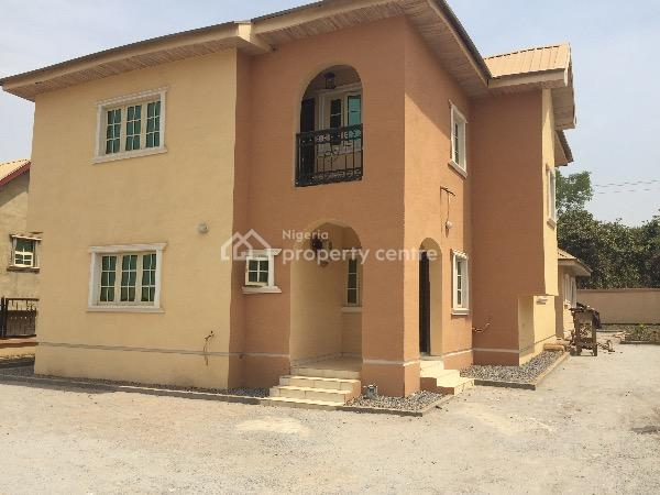 Brand New 4 Bedroom Detached Duplex with Bq, Gaduwa, Abuja, Detached Duplex for Rent