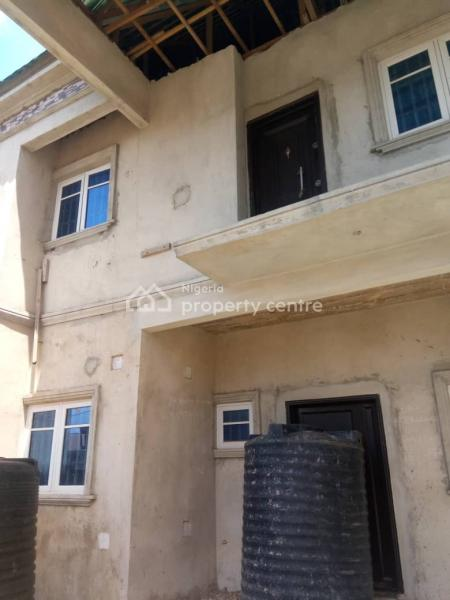 Nicely Built 70% Completed Ensuite 4bedrooms Duplex, at Pz Rd., Pz Road, Off Sapele Road, Benin, Oredo, Edo, Detached Duplex for Sale