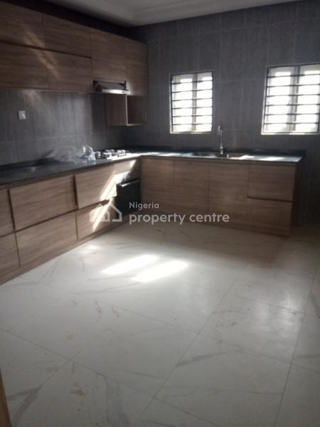 Newly Built and Beautifully Finished 4 Bedroom Detached House with Bq in a Serene Neighborhood, Ilasan, Ikate Elegushi, Lekki, Lagos, Detached Duplex for Rent