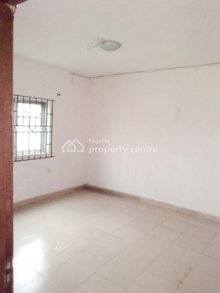 a Detached House of 6 Bedroom Rooms Plus Uncompleted Storey Building of Blocks of Flat, Anifowoshe Street, Adeniran Ogunsanya, Surulere, Lagos, Detached Duplex for Sale