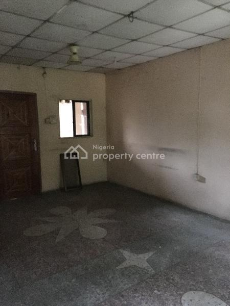 Front Bungalow Plus Rear 2 No's 3 Bedroom Flat on a Plot of Land at Off Bode Thomas, Surulere, Bode Thomas, Bode Thomas, Surulere, Lagos, Detached Bungalow for Sale