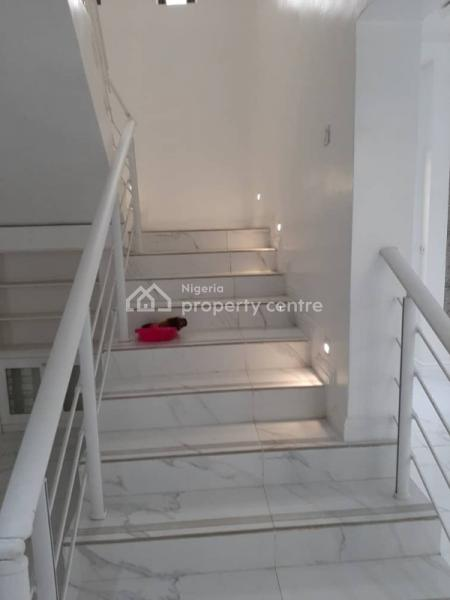 Cornerpiece 4 Units of 3bed Ensuite Terrace Houses  with 3 Sitting Rooms, Lekki Phase 1, Lekki, Lagos, Terraced Duplex for Sale