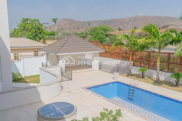 Top Notch 4 Bedroom Semi-detached Duplex 2 Units with 2 Boys Quarters, Maitama District, Abuja, Semi-detached Duplex for Rent
