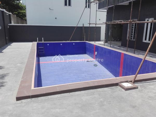 Brand New 4 Bedroom Terrace Duplex in a Brand New Estate, Ikota Villa Estate, Lekki, Lagos, Detached Duplex for Sale